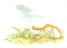 'Guess How Much I Love You' (Sam McBratney) by Anita Jeram
