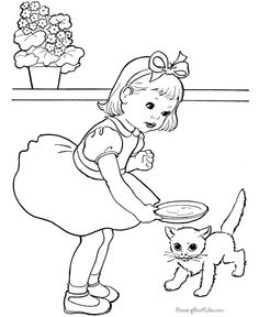 Like Color Pages Dogs in addition F D F E F F Ca additionally Db Dbd C D C D Ba E Ba D Hand Carved Hand Made together with Il Fullxfull D Kt besides Clover Clipart Silhouette. on 007 cute kitten coloring page