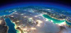 A noite na Terra | 23 Fotos incríveis do planeta visto do espaço