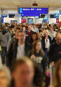 Thanksgiving 2015 Will Be Airlines' Busiest Since the Great Recession