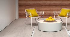 Modern and stylish, durable and lightweight, Blinde concrete tables make a statement in any outdoor or indoor space.