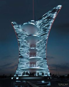 PALACE OF LIGHT, VENICE ITALY | See more in Real WoWz