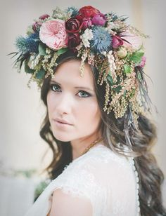 pinterest/momentofbliss/flower-maidens