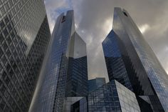 La Defense - endless towers II by Jean-noel Viltard on 500px