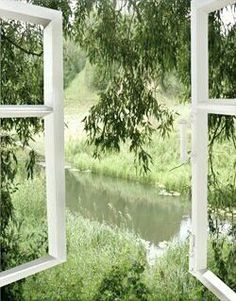 Window | Trabalhos manuais | Pinterest | Window, Mornings and Cottages