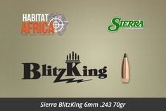 The Sierra BlitzKing 6mm .243 70gr was introduced in 1999. For rifles, these bullets are designed for explosive expansion in varmints and small game and with accuracy characteristic of the MatchKing bullets. The nose tips of these bullets are made of a proprietary acetyl resin compound, and the sharp tips [...]