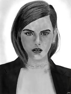 Emma by Mixmax3d.deviantart.com on @DeviantArt #digital #digitalpaint #light #photo #portrait #study #digitalpainting