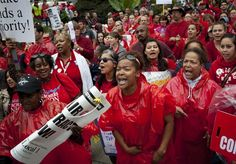 Chicago mayor sues to end teachers strike (Photo: Sitthixay Ditthavong / AP)