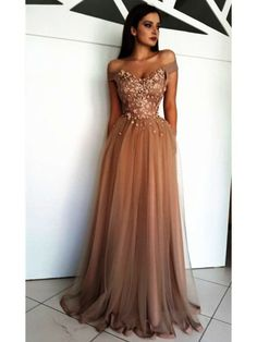 Custom Made A Line Off Shoulder Tulle Prom Dresses, Off Shoulder Formal Dresses,. - Custom Made A Line Off Shoulder Tulle Prom Dresses, Off Shoulder Formal Dresses, Graduation Dresses Source by litleverything - Cheap Sweet 16 Dresses, Cheap Prom Dresses, Long Dresses, Wedding Dresses, Bridesmaid Dresses, Dresses Dresses, Summer Dresses, Long Evening Dresses, Bride Dresses