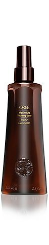 Oribe products smell amazing, and I love them.  They are pricey, but you use so much less product then other brands!