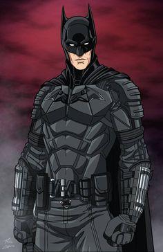Batman Poster, Batman Artwork, Batman Comic Art, Batman Wallpaper, Im Batman, Batman Robin, Batman Fan Art, Gotham Batman, Foto Batman