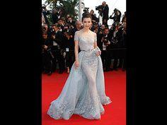 Cannes 2015 Li Bingbing (Quelle: EPA/GUILLAUME HORCAJUELO)