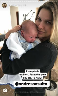 Gusttavo Lima homenageia Andressa Suita no Dia da Mulher: 'Exemplo'. Foto!