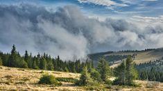 Wolkenstimmung am Wölkerkogel Austria, Clouds, Sun, Landscape, Landscapes, Landscaping, Nature, Scenery, Corner Landscaping
