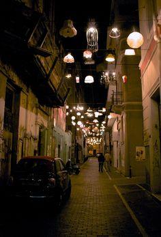 Psyrri, Athens, Greece