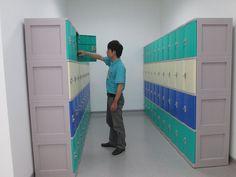 chọn mua tủ locker cho bệnh viện