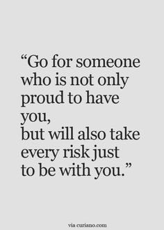 Are you even willing to risk anything?