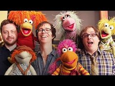 "Ben Fold Five's ""Do It Anyway"" featuring the Fraggles from ""Fraggle Rock""!"