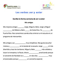 Free Resources for Spanish Teachers