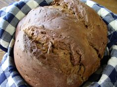 Dark Rye (Bread Machine) My absolute favorite recipe. This recipe produces a soft, full-loaf of bread, with a nice crust every time. Easy and delicious. Homemade Rye Bread, Bread Maker Recipes, Bread Machine Recipes Healthy, Homemade Baby, Cooking Bread, Bread Baking, Baking Muffins, Dark Rye Bread Machine Recipe, Pumpernickel Bread Machine Recipe
