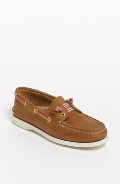 Unique Sperry Top-Sider Boat Shoes!