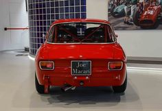Alfa Romeo GTA 1600 - All Cars for Sale - Cars for Sale - Joe Macari