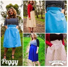 The Peggy Skirt