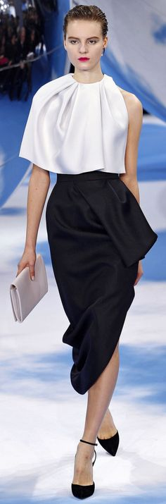 Our Favorite Looks from Day Four of PFW Dior