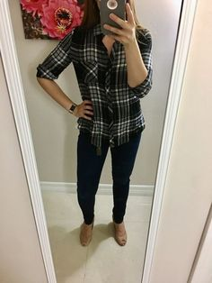 Wantable Fall 2018 Shipment - Mom fall fashion from online personal styling service Wantable. See the latest Fall 2018 Fashion for Women and Moms from Wantable. Mom Outfits, Stylish Outfits, Mom Style Fall, Winter Style, Cute One Piece Swimsuits, Autumn Fashion 2018, Older Women Fashion, Cute Fashion, Fashion Hats