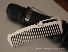Urban Operators™ Titanium Comb - Fenix Outfitters