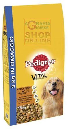 PEDIGREE CROCCHETTE PER CANI ADULT CON POLLO E VERDURE KG. 15 http://www.decariashop.it/mangimi-per-cani/22019-pedigree-crocchette-per-cani-adult-con-pollo-e-verdure-kg-15-8001220148390.html