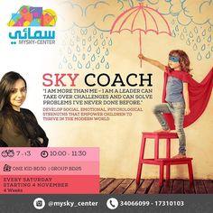 #Repost @mysky_center  Be part of #mysky_center November programs . For Registration please call 34066099 - 17310103 . ------------------------ . @sameera_alibaba  @mysky_center . . #skycoach #littlecoach #mysky_center #kidsactivities #bahrainkids #afterschool #afterschoolprogram #stem#kids #youth #steam #stream #vstream  #برامج_أطفال #مدارس_البحرين#مركز_سمائي #التعلم_باللعب