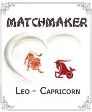 Capricorn male leo female compatibility