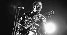 Chuck Berry's Most Iconic Songs
