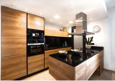 28 Ravishing - Fetching Home Interior And Decor Ideas : Awesome brown wooden kitchen cabinet Wooden Kitchen, Kitchen Trends, Kitchen Remodel, Kitchen Decor, Kitchen Peninsula, House Interior, Modern Kitchen Design, Home Interior Design, Kitchen Design