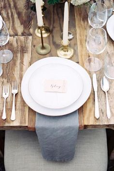 Organic Wedding Inspiration at an Erich McVey Workshop - Fab You Bliss (Joy Moore Photography)