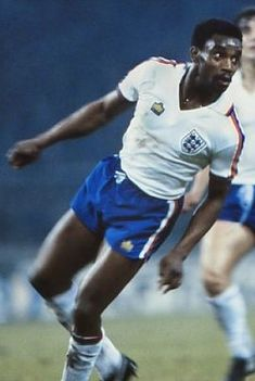Laurie Cunningham England 1980