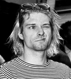 "R.I.P. Kurt Cobain - My generation's version of ""The Day the Music Died."""