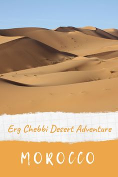 Visiting Erg Chebbi Desert Camp in Morocco - a trip to the Sahara dunes near Merzouga. Find out what it's really like to ride camels and sleep overnight in a nomad desert camp in Morocco. Visit Morocco, Morocco Travel, Africa Travel, Travel Guides, Travel Tips, Desert Tour, Camels, North Africa, Amazing Destinations