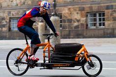 Bullitt cargobike by Larry vs Harry, Copenhagen