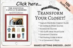 Essential capsule wardrobe Fall 2016 #capsule wardrobe #fall outfits 2016 https://transactions.sendowl.com/stores/5835/29996