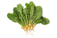Mini turnips, delicious used in place of raddish sliced in salad