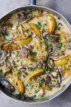 Fillet cooks too quickly, so use pork neck steaks instead. Braised slowly in a fiery mustard sauce, the meat becomes butter-soft – just like the onions. Mustard Sauce For Pork, Mustard Recipe, Pork Neck Recipe, Food And Travel Magazine, Pork Fillet, Pork Bacon, Winter Dishes, How To Cook Pork, Braised Pork