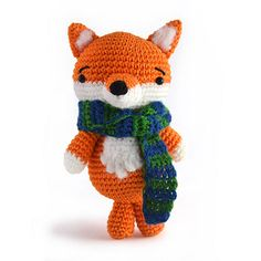 Amigurumipatterns.net - Books - Amigurumi Winter Wonderland, Amigurumi Animals at Work and Zoomigurumi