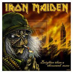 Hola taringueros...hoy voy a postear imagenes de Eddie The Head-Iron Maiden. Ayudenme a ser...