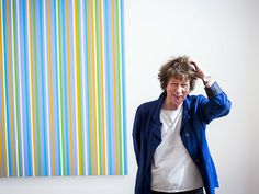 Wearing stripes, Bridget Riley and the seaside - That's Not My Age