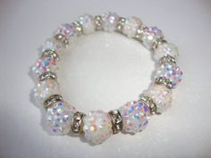 Mother-of-Pearl Chunky Bracelet