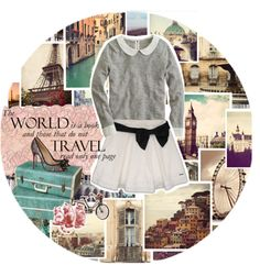 """""""Travel the world"""" by awesomeberry ❤ liked on Polyvore"""