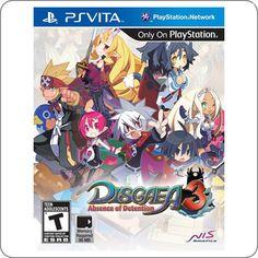 PS Vita Disgaea 3 R$134.90