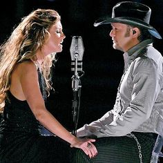 Tim McGraw & Faith Hill married since 1996...a great couple, who just happen to make beautiful music.